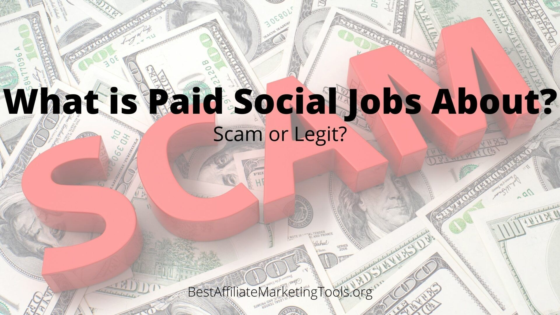 What is Paid Social Jobs About