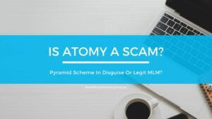 Is Atomy A Scam
