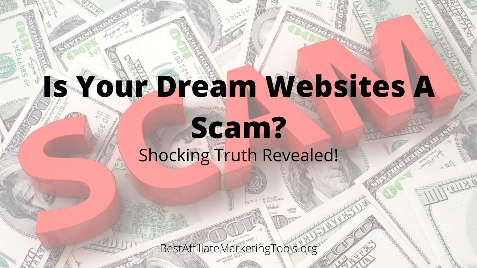 Is Your Dream Websites A Scam