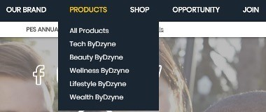 is bydzyne a scam - product line