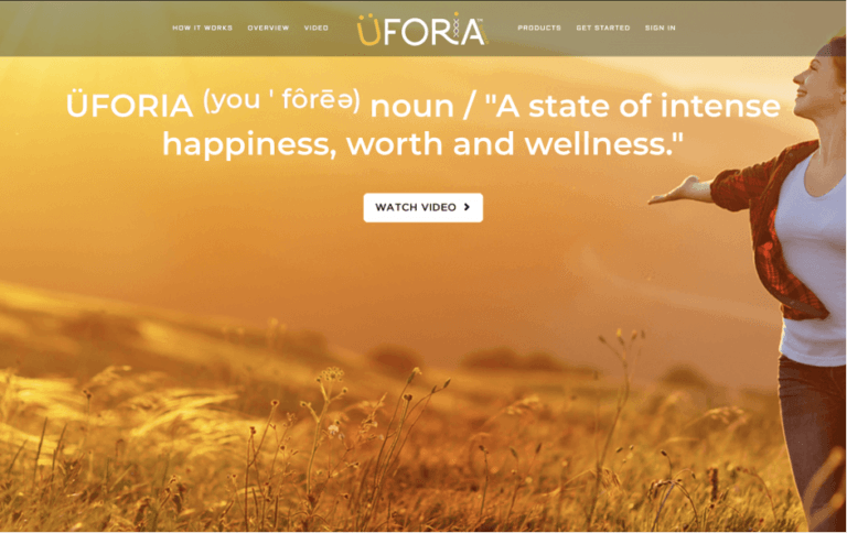 uforia-website