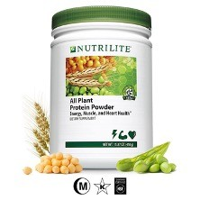 nutrilite protein powers - Amway