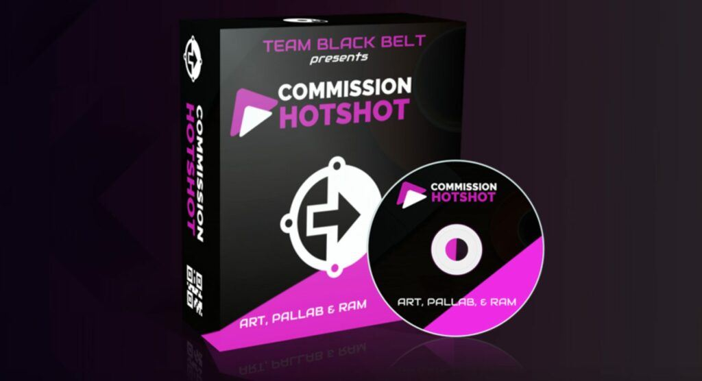 Commission Hotshot Review - Product Image