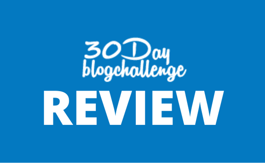 Is 30 Day Blog Challenge a Scam - Review