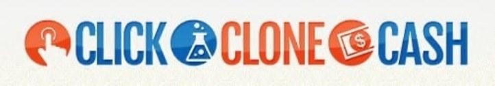 Click Clone Cash Review - Company Logo