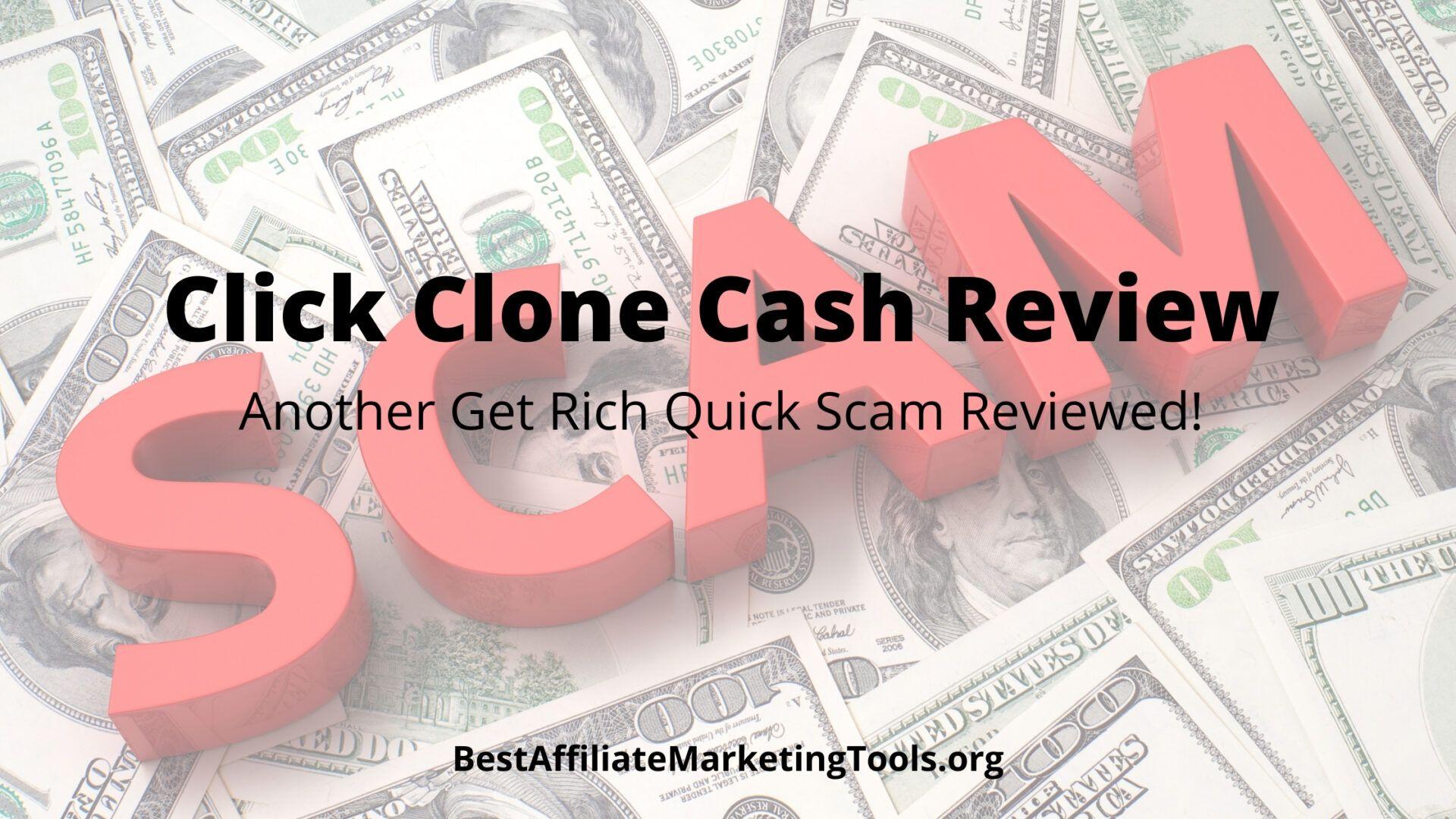 Click Clone Cash Review