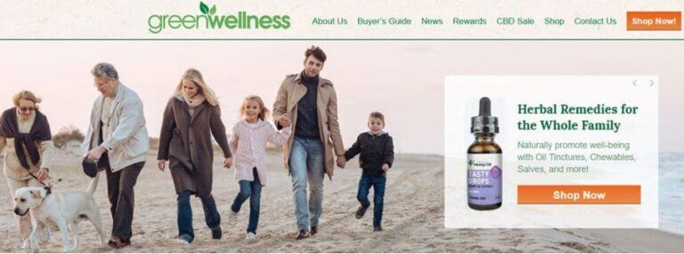 Green Wellness Affiliate Program
