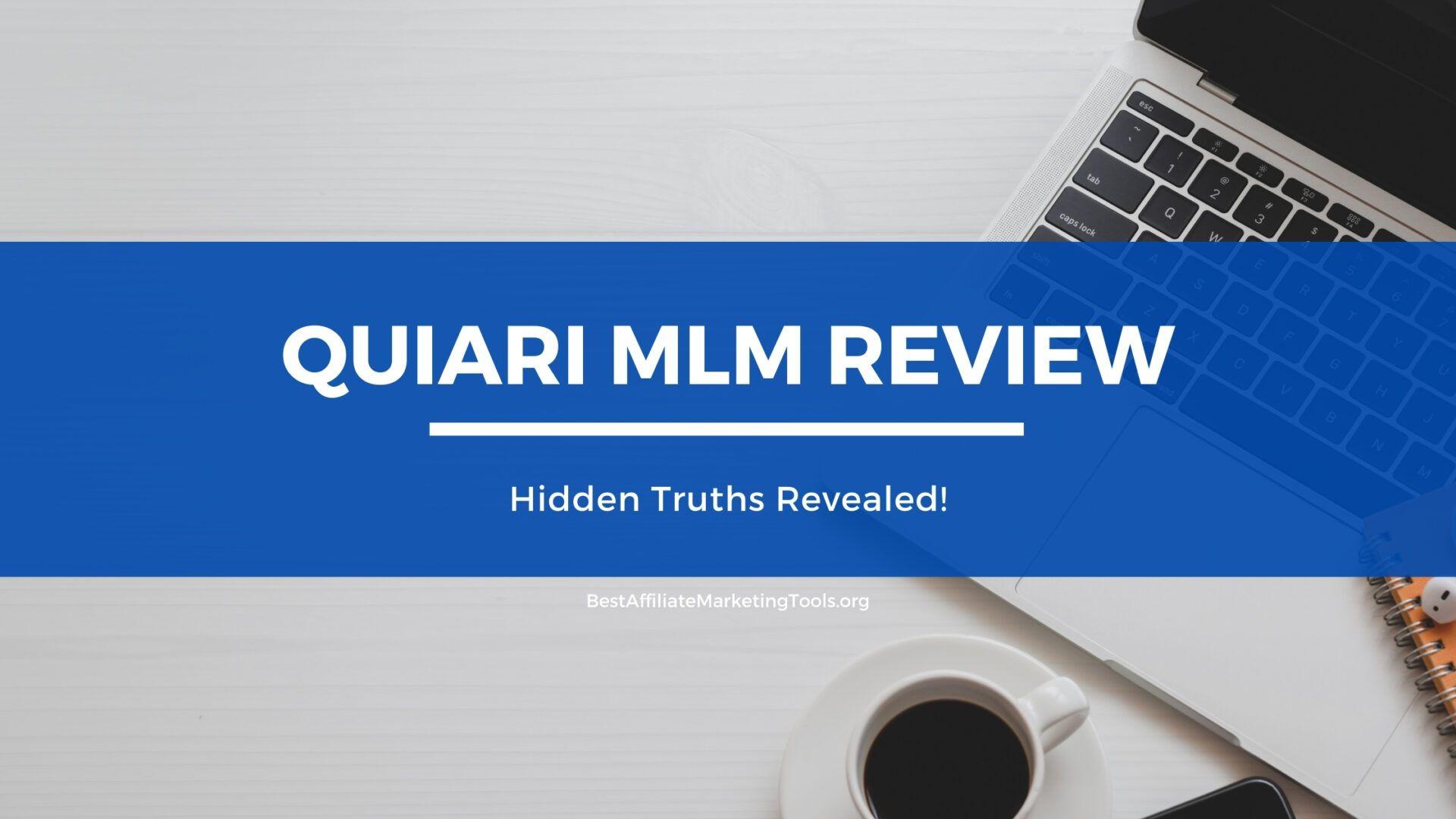 QuiAri MLM review