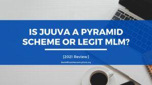 Is Juuva a Pyramid Scheme