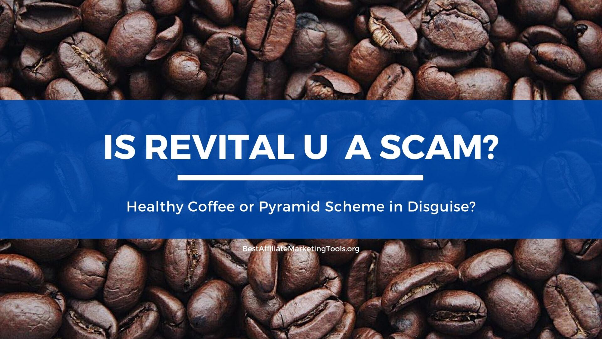 Is Revital U a Scam