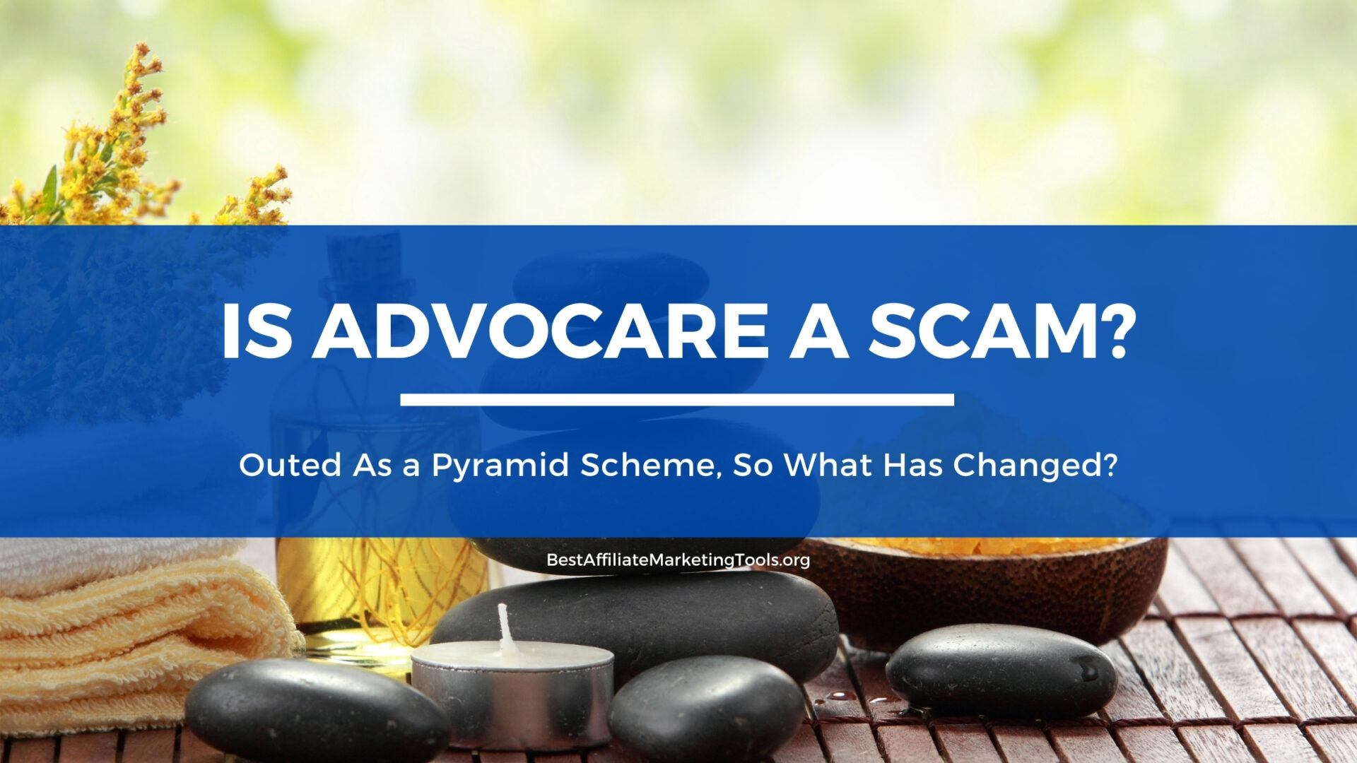 Is Advocare A Scam