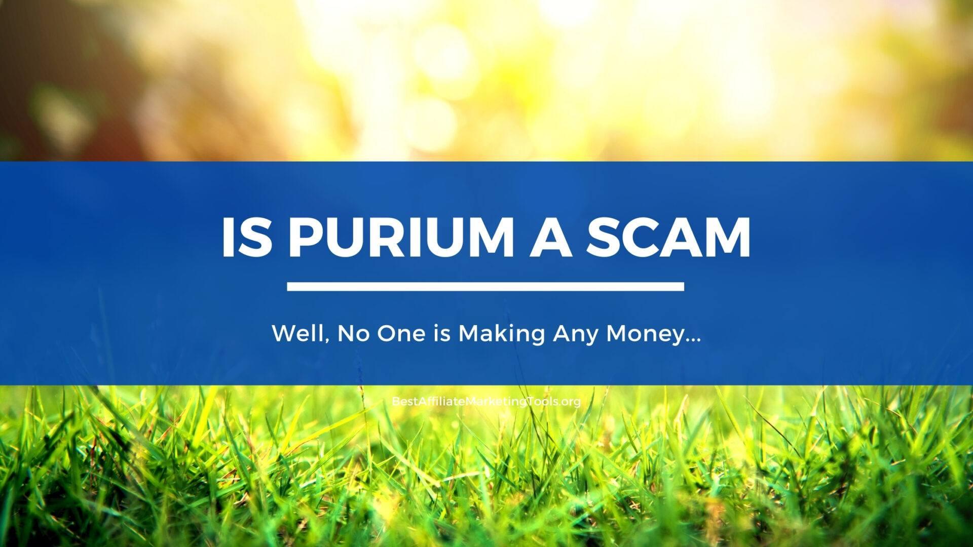 is-purium-a-scam