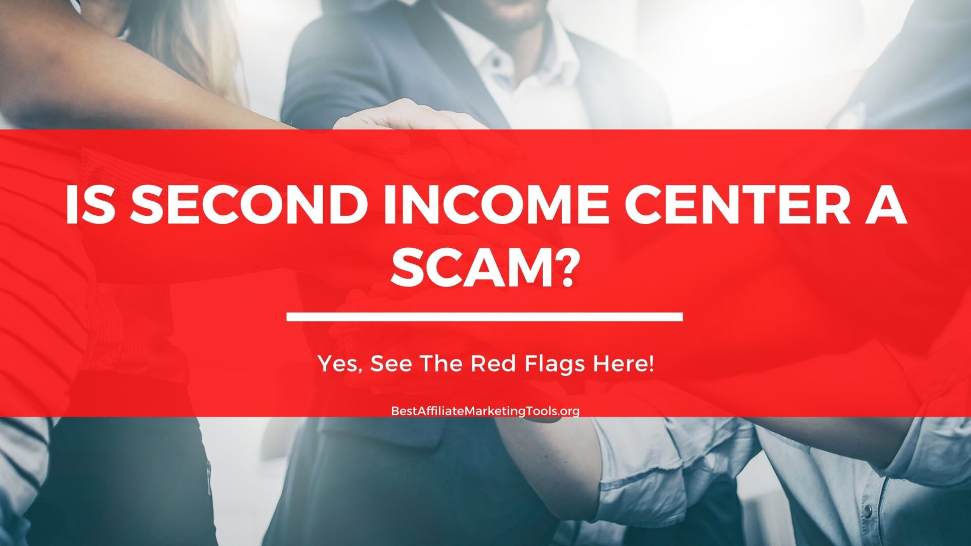 Is Second Income Center a Scam