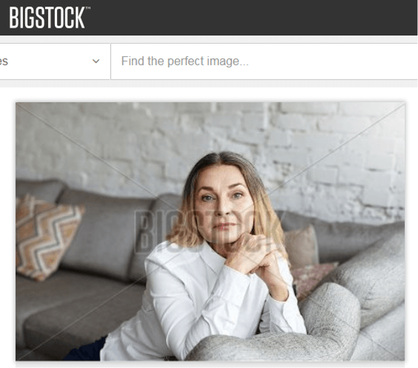 Melissa Johnson - Stock Image
