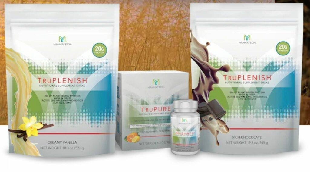 mannatech-truhealth-product