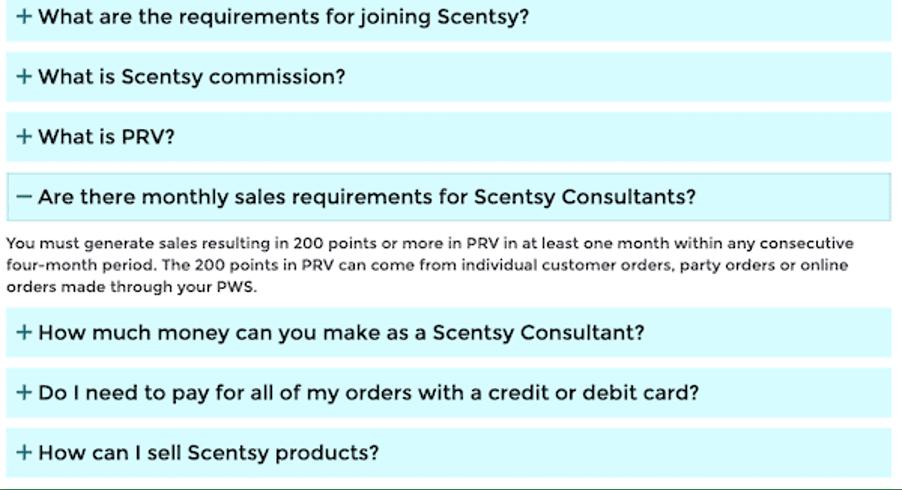 scentsy-faq-monthly-quota