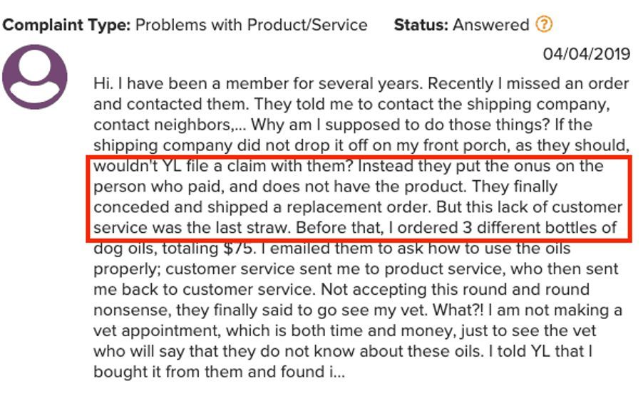 young-living-bbb-complaint-1