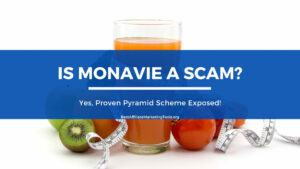 Is MonaVie a Scam