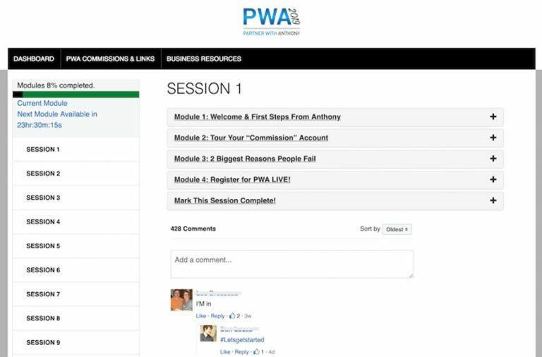 PWA-module-progress