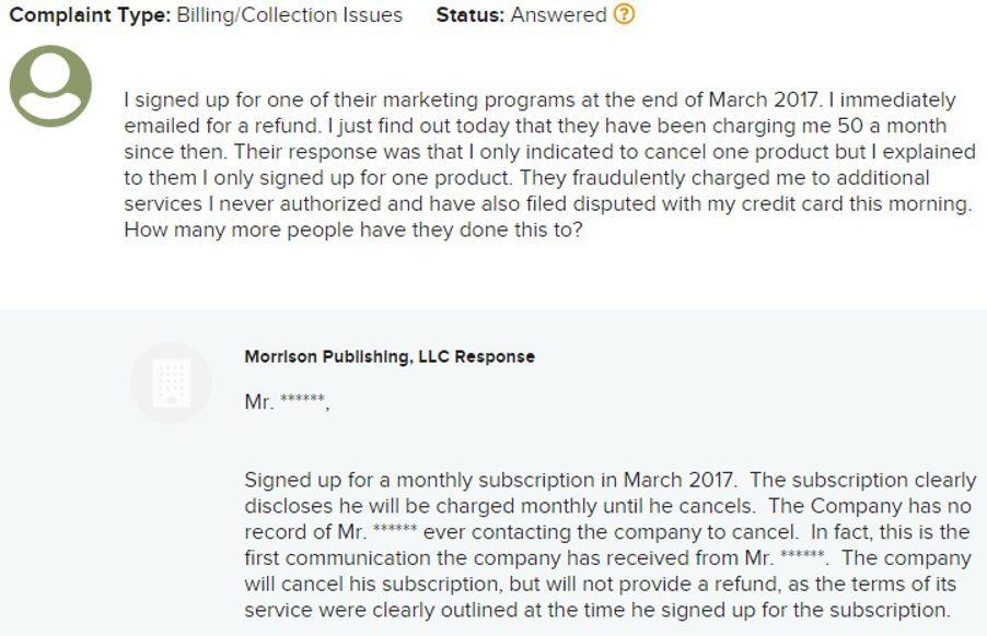 hidden-fees-complaint